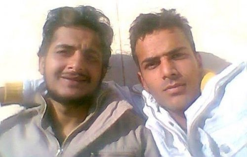 Sukha Kahlon Selfie With His Friend