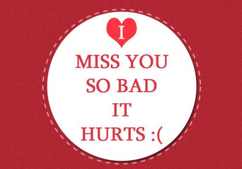 Miss Miss You Quote