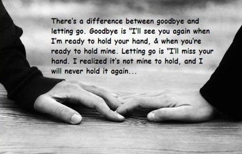 There Is Difference Breakup Quote