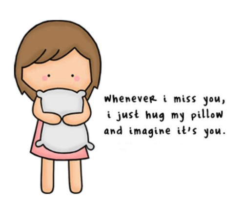 Whenever I Miss You  Miss quote