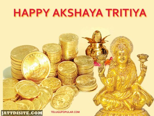 Akshaya Tritiya Images and Wishes