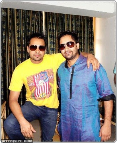Amrinder Gill And Sherry Maan