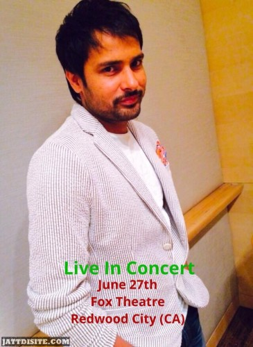 Amrinder Gill IN Theater