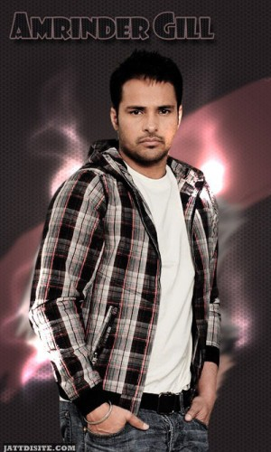 Amrinder gill standing look