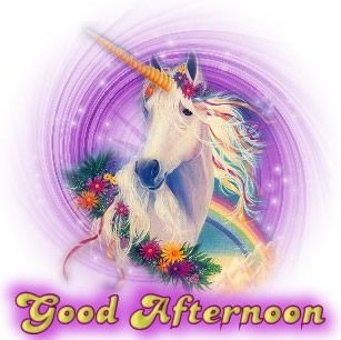 Awesome Horse Graphic For Good Afternoon