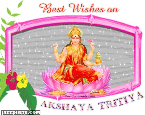 Best Wishes On Akshaya Tritiya