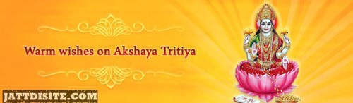 Blessing Wish Of Akshaya Tritiya