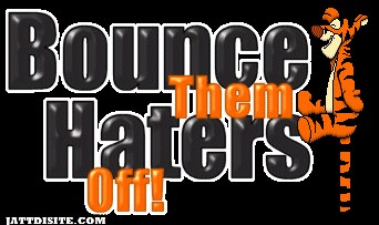 Bounce Them Hater Off