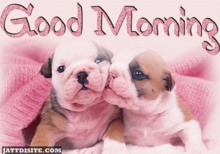 Cute Good Morning Graphic