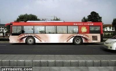 Funny Bus Picture