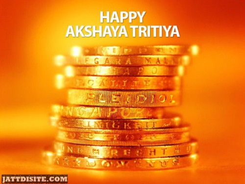 Happy Akshaya Tritiya Gold