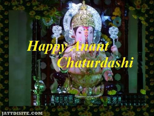 Happy Anant Chaturdashi To You And Your Family