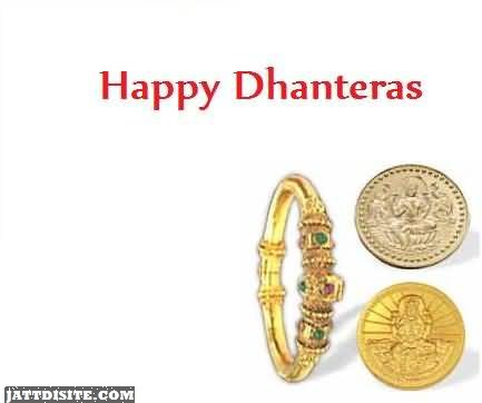 Happy Dhanteras Greetings For You
