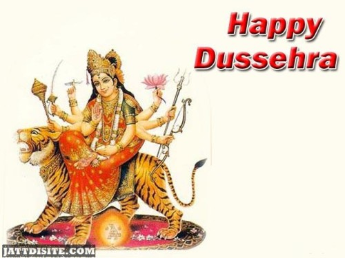 Happy Dussehra Wishes