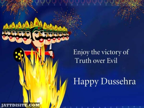 Happy Dussehra to you