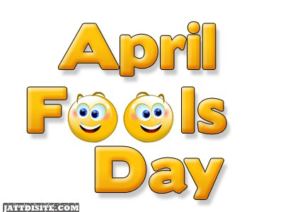 Happy Fools Day Smileys