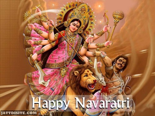 Happy Navratri Wallpapers