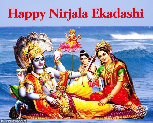 Happy Nirjala Akadashi