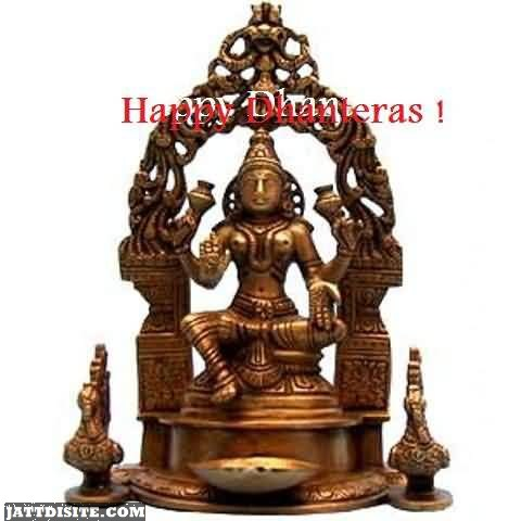 Happy dhanteras Awesome Graphic
