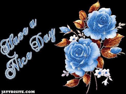 Have A Nice Day Greeting