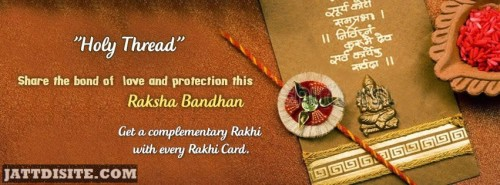 Holy Thread Share The Bond Of Love And Protection This Raksha Bandhan