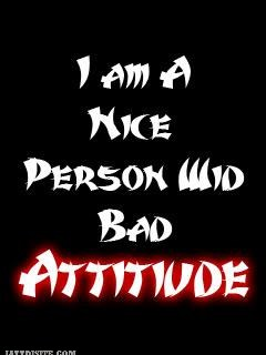 I Am A Nice Person