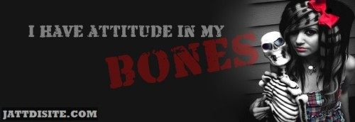 I Have Attitude In My Bones