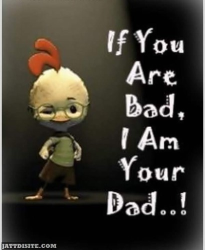 If You Are Bad