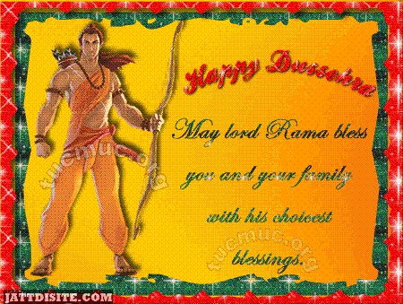 Lord Rama Bless You