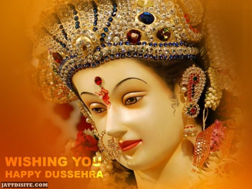 Maa Durga Give Blessing To You