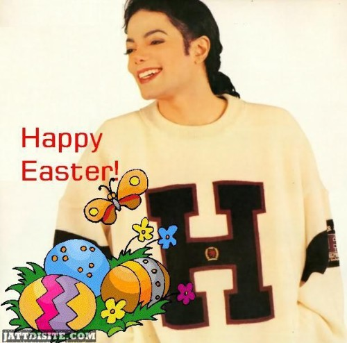 Michal Say Happy Easter Day