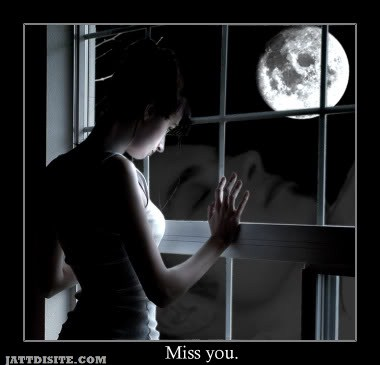 Miss You Moon