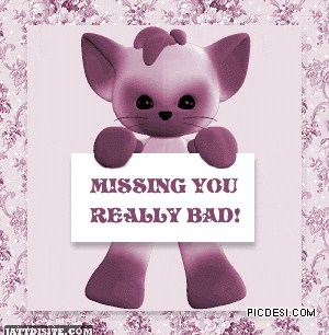 Missing You Really Bad