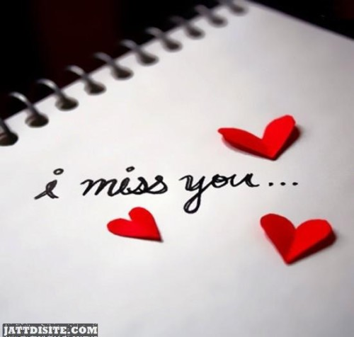 My Heart Miss you