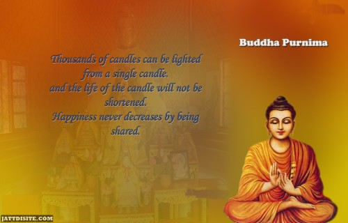 Nice Wallpapers Of Buddha Purnima