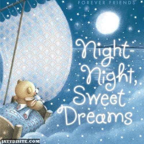 Night Night Sweet Dreams