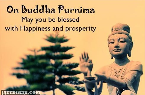 On Buddha Purnima