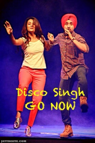 Surveen Chawla Disco Song