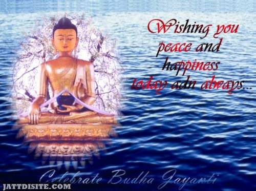 Take Happiness By Celebrating Buddha Jayanti