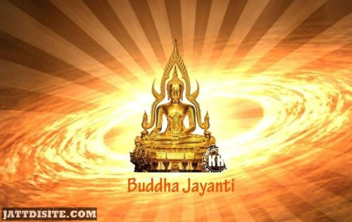 To You And Your Family Happy Buddha Jayanti