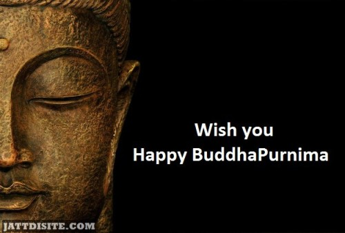 Wish You Happy Buddha Purnima