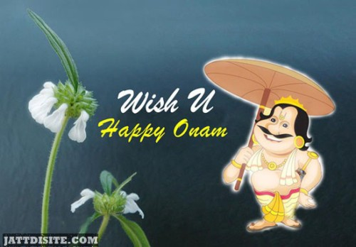 Wish You Happy Onam