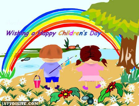 Wishing A Happy Childrens Day