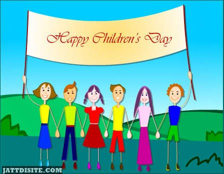 Wishing You A Happy Childrens Day