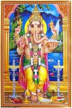 Wishing You A Very Happy Ganesh Chaturthi