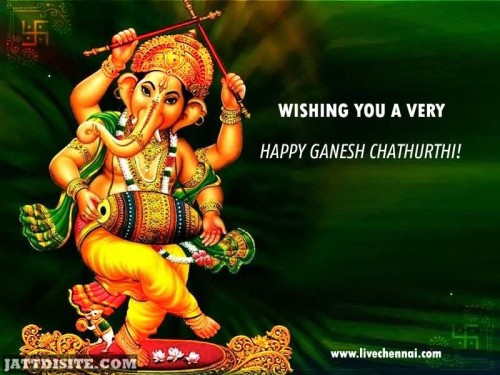 Wishing You A Very Happy Ganesh Chaturthi1