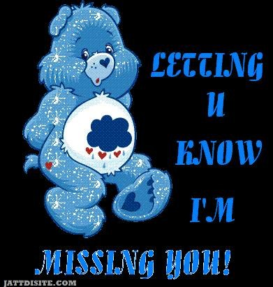 You Know I Am Missing YOu
