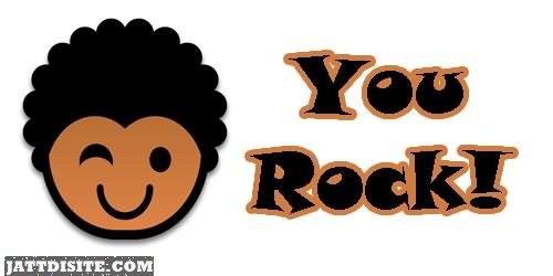 You Rock Graphic