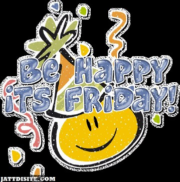 Be Happy Its Friday Waqllpap