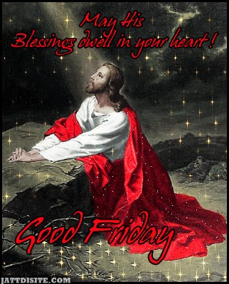 Blessing OF Good Friday